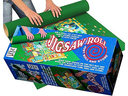 Paul Lamond Games Jigsaw Rollup Mat