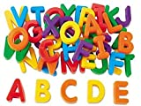 See Inside || First Classroom ABCD Use Magnetic Letters for Kids