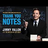 Thank You Notes (English Edition)