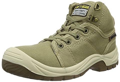 Safety Jogger Unisex-Erwachsene Desert Sicherheitsschuhe, Grün (011), 43