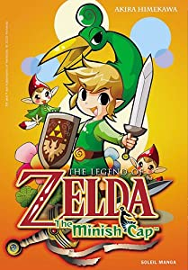 The Legend of Zelda - The Minish Cap Edition simple One-shot