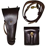 Best 1911 Leather Holsters - U.S. WWII M1916 .45cal 1911 Pistol Leather Holster Review