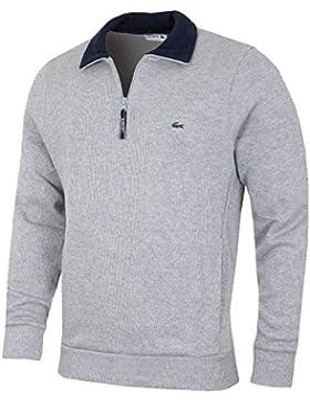 Lacoste Rib Interlock Camiseta De Algodón Para Hombre (sh1925)