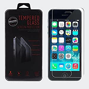 Ample Screen Protector Premium Tempered Glass With Round Edges Glass for New iPhone 5