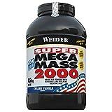 Weider MEGA MASS 2000 4,5 kg, Vanille