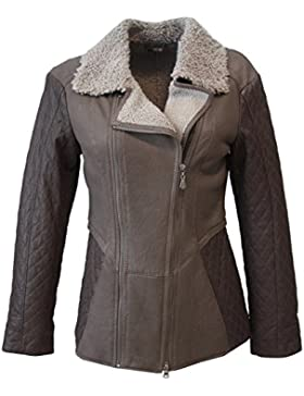 Lissandy - Chaqueta - chaqueta guateada - cuello mao - para mujer