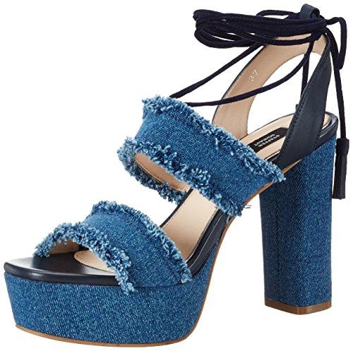 Steffen Schraut Damen 150 Brevity Lane Sandalen Blau (Jeans)