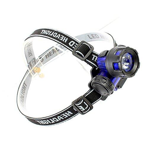 LED Headlamp Flashlight for Emergency Fishing Tools Camping Hiking Walking & Kids