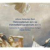 Bach: Oster-Oratorium, BWV 249 & Himmelfahrtsoratorium, BWV 11 (Oratorios for Easter & Ascension Day)