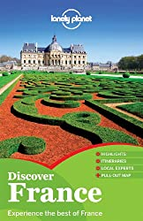 Discover France: Country Guide (Lonely Planet Country Guides)