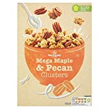 Morrisons Mega Maple and Pecan Clusters, 500g