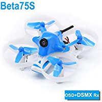 BETAFPV Beta75S BNF Tiny Whoop Quadcopter DSMX Receiver with OSD for 8X20 Motor