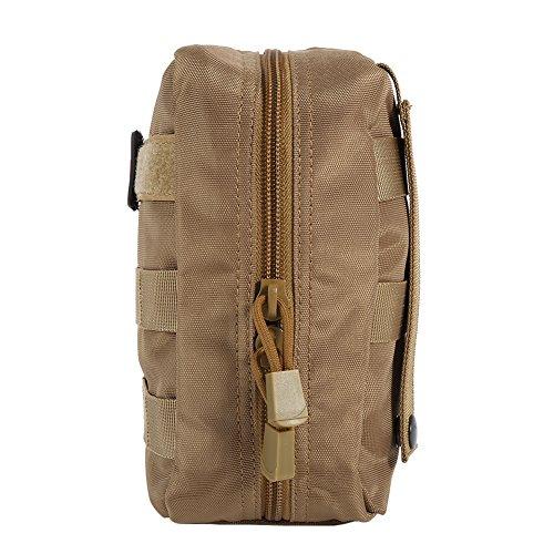 Reefa Tactical EMT Notarzt IFAK Taschen Schlamm Farbe