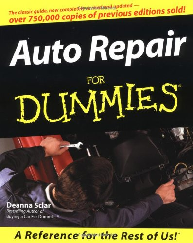 Auto Repair For Dummies (For Dummies (Computer/Tech))