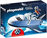 Playmobil 6196 City Action Space Shuttle with Lights