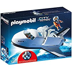 Playmobil 6196 - Space Shuttle, 2 Pezzi