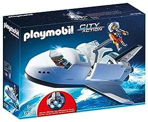 Playmobil - 6196 - Navette spatiale et spationautes