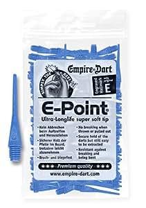 E-Point® Spitzen 2BA Blau (100 Stück)