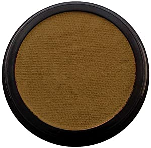 Eulenspiegel - Maquillaje Profesional Aqua, 12 ml / 18 g, Color marrón (139882)