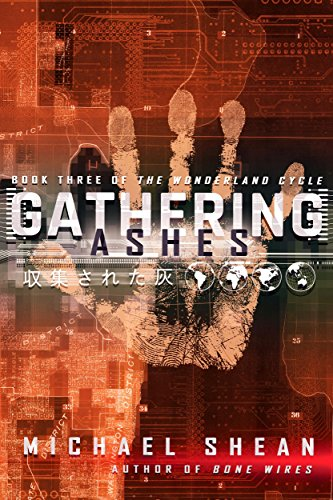 What books have I read so far in the Goodreads 2017 Reading Challenge? Gathering Ashes was one of them.