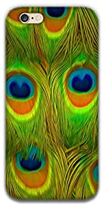 The Racoon Grip printed designer hard back mobile phone case cover for Apple Iphone 6/6s. (Bright Fea)