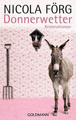 Donnerwetter: Kriminalroman