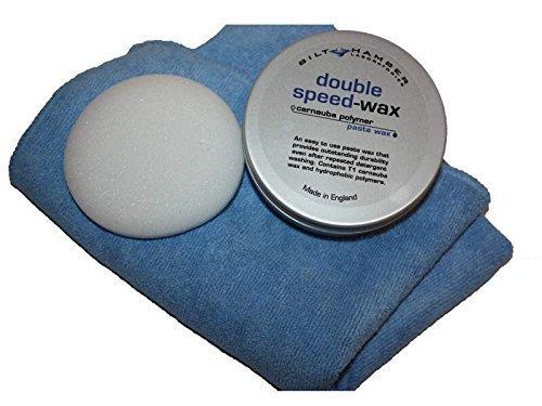 Bilt hamber Double speed-wax 250ml