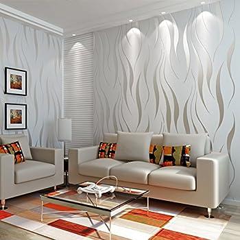 Vliestapete/moderne minimalistische Tapeten/Wasser-Wellen ...