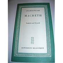 Macbeth Englisch Und Deutsch
