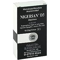Nigersan D 3 Suppositorien 10 stk preisvergleich bei billige-tabletten.eu