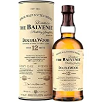 The Balvenie Double Wood 12 Year Old Single Malt Scotch Whisky 70 cl