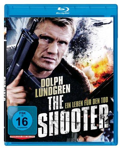 The Shooter - Ein Leben für den Tod [Blu-ray]