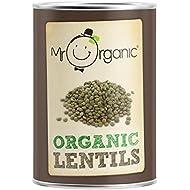 Mr Organic Lentejas Orgánicos 400g (Paquete de 6)