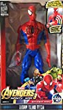 #7: BABY N TOYYS AVENGERS 3 SERIES 12-Inch Figure ( Spider-Man)
