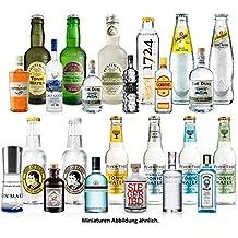 Gin Tonic Probierset - 24x Verschiedene Flaschen