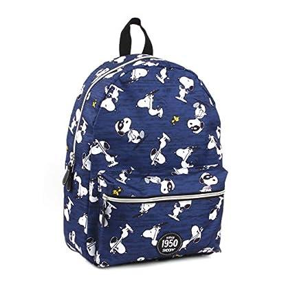 518eHJE0h1L. SS416  - Cacahuete Snoopy en Disfraz Azul Mochila