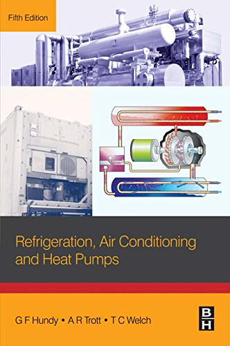 Refrigeration, Air Conditioning and Heat Pumps (English Edition)