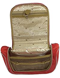 21R Hanging Toiletry Bag Travel Organizer Cosmetic Make Up Bag Jewelry Pouch Multipurpose Storage Organizer Case...