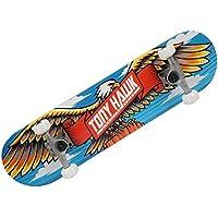 "Tony Hawk 180 - Skateboard complet Wingspan - motif ailes déployées - 8"""
