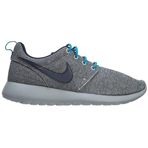 Nike Rosherun Scarpe da Corsa, Unisex Bambino grey