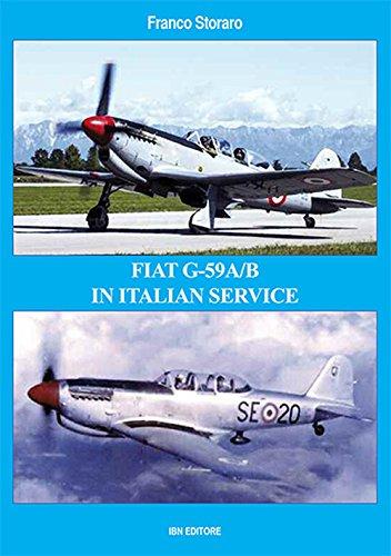 scaricare ebook gratis Fiat G-59A/B in italian service PDF Epub