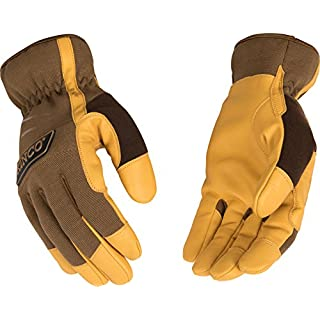 Kinco 2014-M-1 Unlined Driver Glove, 10.8