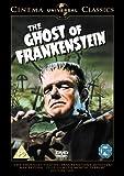 The Ghost Of Frankenstein [DVD]