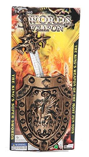 Schwert und Schild von luxury & good Dessous One Size (Einheitsgröße)