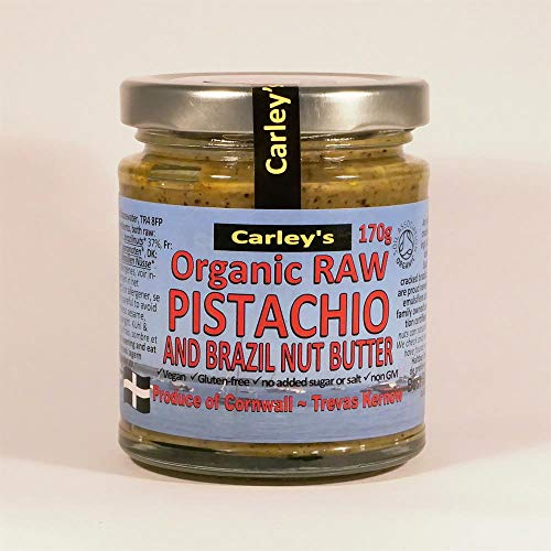 Beurre de noix de pistache cru b...