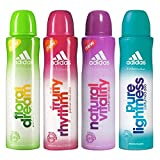 Adidas Deodorants For Women Review and Comparison