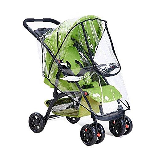 HULISEN Baby Kinderwagen Universal Wasserdicht Regen Cover Staub Wind Shield Kinderwagen Zubehör