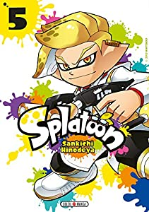 Splatoon Edition simple Tome 5