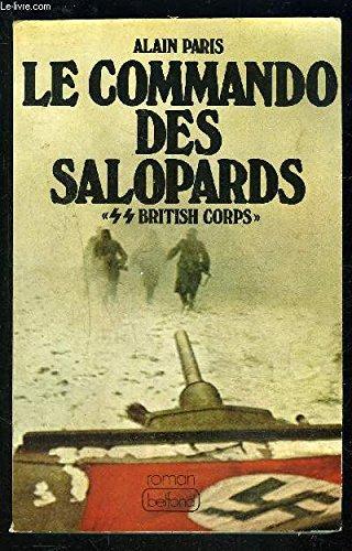 Le commando des salopards par Alain Paris