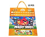 6-Pcs Disney Angry Bird Party Gift Bags ...